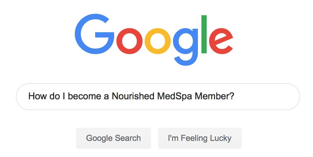 How do I become a Nourished MedSpa and Wellness Center Member